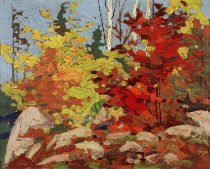 Tom Thomson Canadian Group of Seven